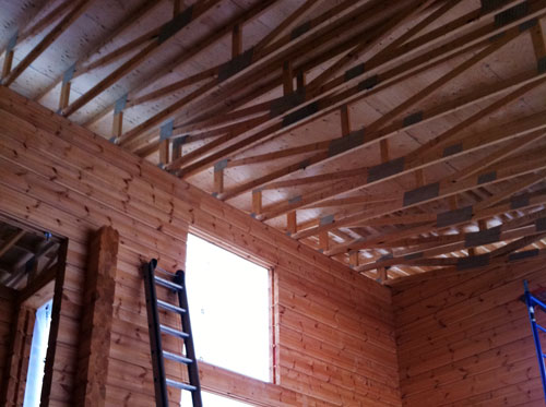 spray foam insulation for vacation homes